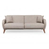 ספה תלת מושבית נפתחת למיטה Bradex